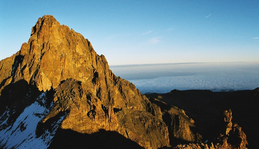 4 DAYS MT KENYA SIRIMON ROUTE TALK TO US FOR BOOKINGS